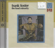Frank Foster CD