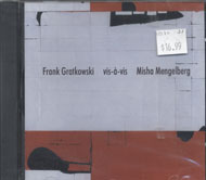 Frank Gratkowski / Misha Mengelberg CD