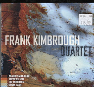 Frank Kimbrough Quartet CD