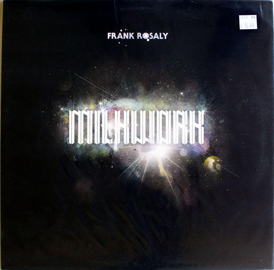 "Frank Rosaly Vinyl 12"" (New)"