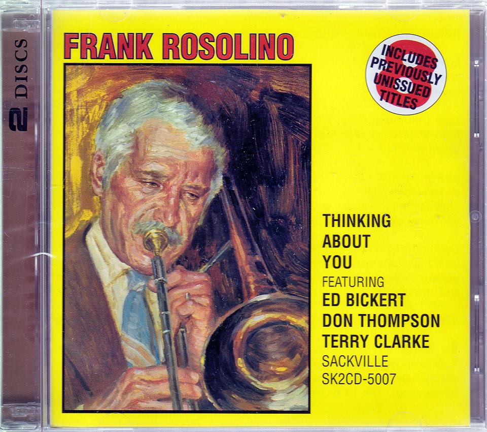 Frank Rosolino CD