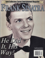 Frank Sinatra: Gold Collectors Series Magazine