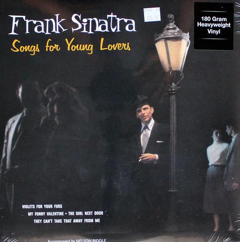 """Frank Sinatra Vinyl 12"""" (New)"""