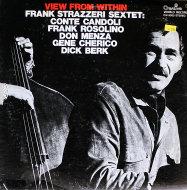 """Frank Strazzeri Sextet Vinyl 12"""" (Used)"""