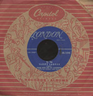 "Frank Weir and His Saxophone with His Chorus and Orch. Vinyl 7"" (Used)"
