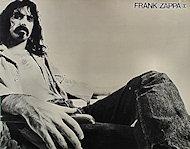 Frank Zappa Poster