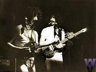 Frank Zappa Vintage Print