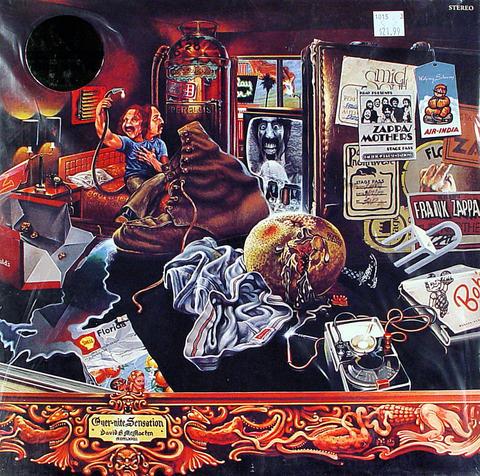 """Frank Zappa Vinyl 12"""" (New)"""