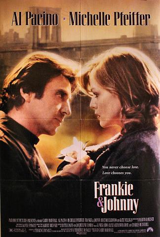 Frankie & Johnny Poster