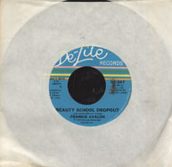 "Frankie Avalon Vinyl 7"" (Used)"