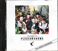 Frankie Goes to Hollywood CD