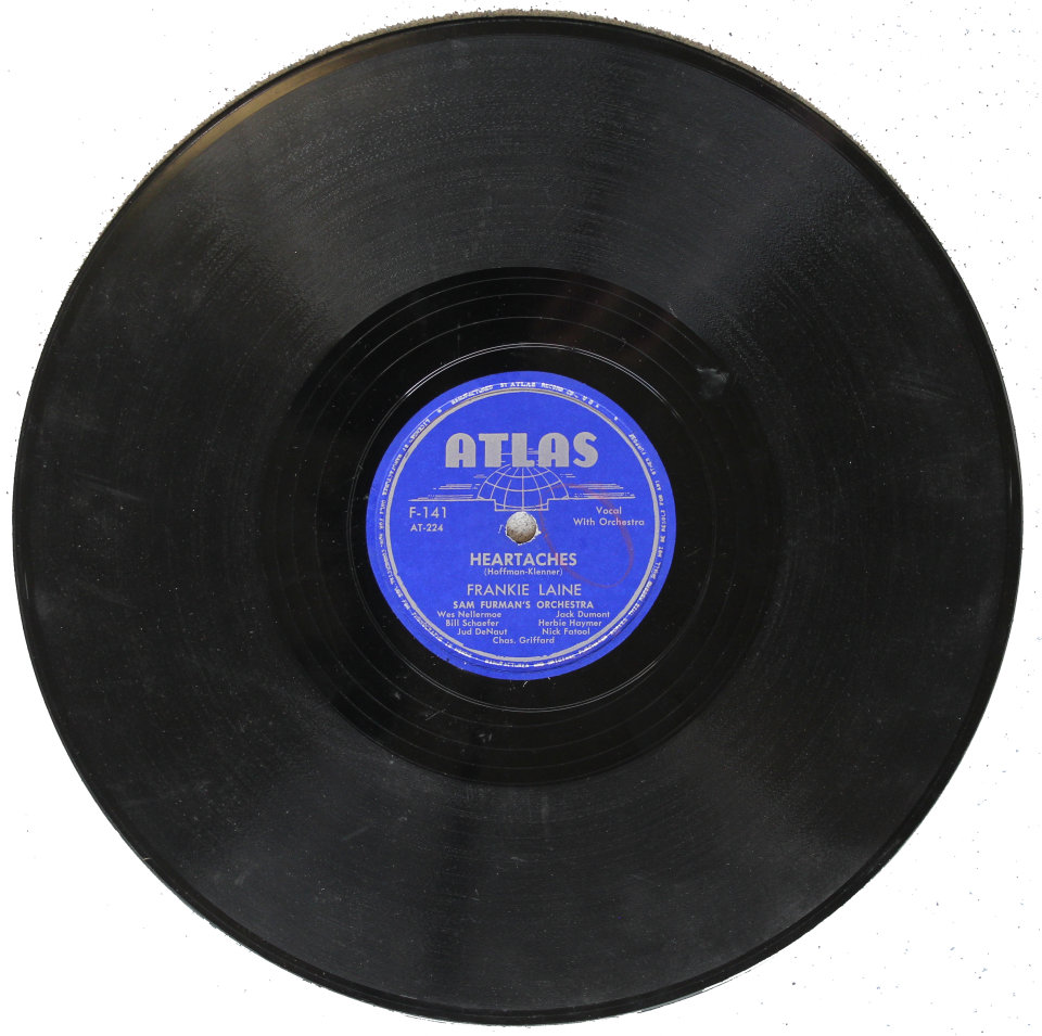 Frankie Laine 78