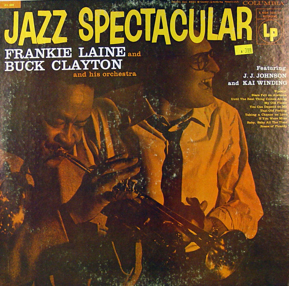 "Frankie Lane / Buck Clayton Vinyl 12"" (Used)"
