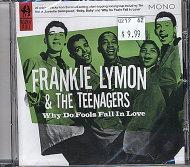 Frankie Lymon & the Teenagers CD
