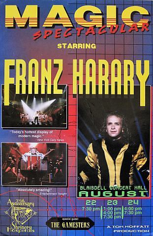 Franz Harary Poster