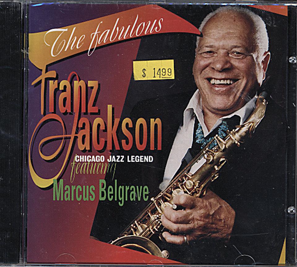 Franz Jackson CD