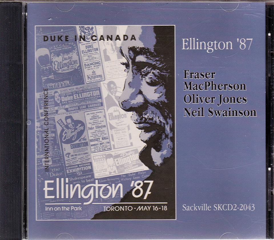 Fraser MacPherson CD