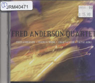 Fred Anderson Quartet CD