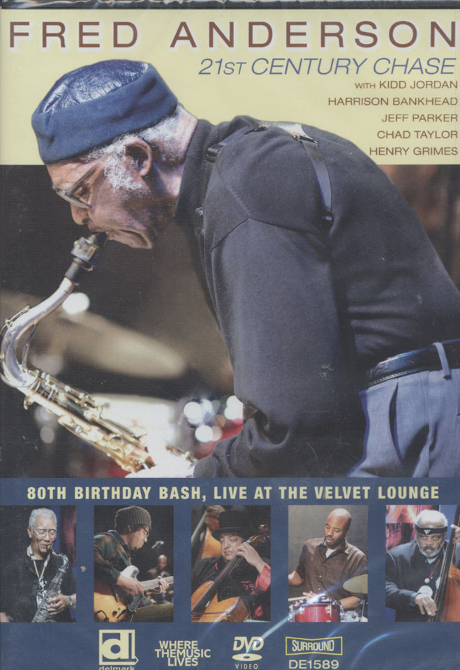 Fred Anderson DVD