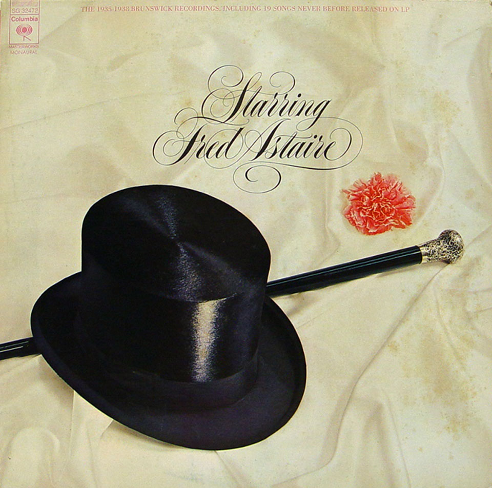 """Fred Astaire Vinyl 12"""" (Used)"""