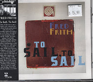 Fred Frith CD