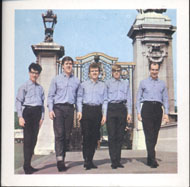 Freddie & The Dreamers Handbill