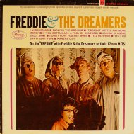 "Freddie & The Dreamers Vinyl 12"" (Used)"