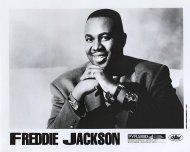 Freddie Jackson Promo Print