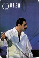 Freddie Mercury Calendar