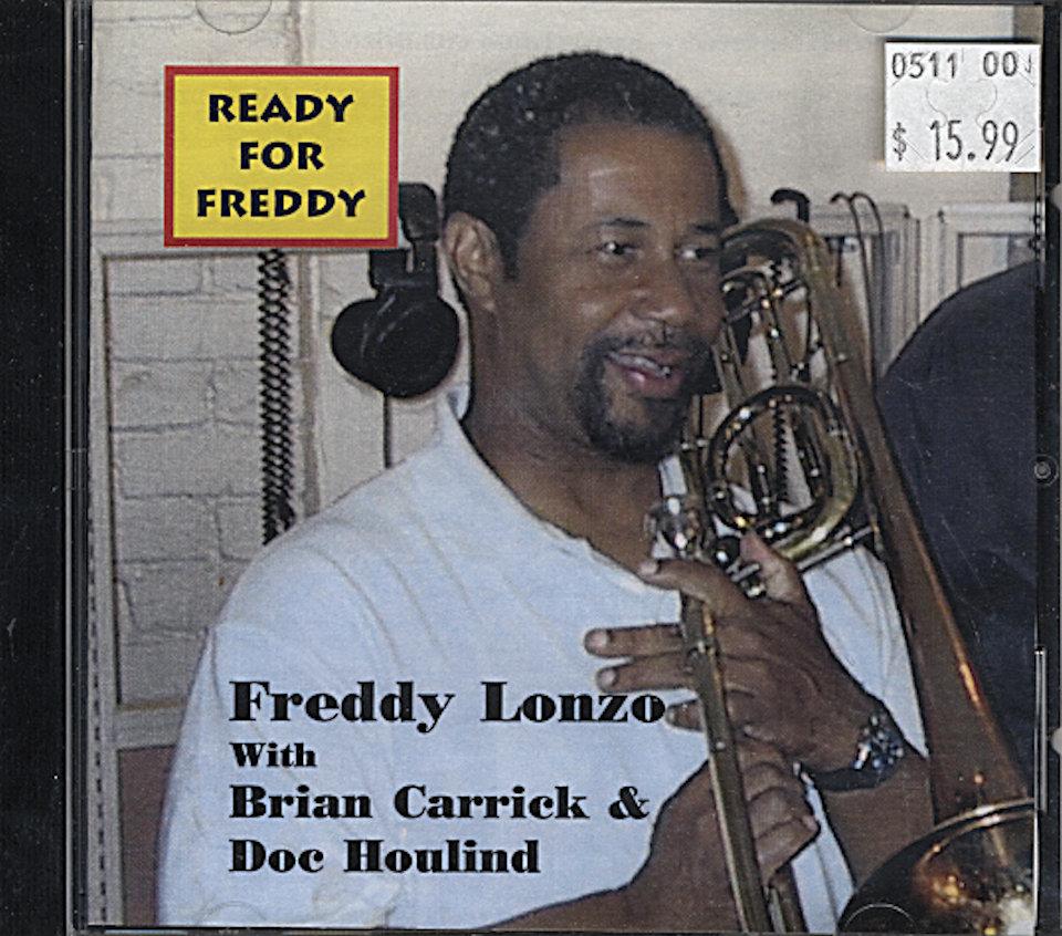 Freddy Lonzo CD