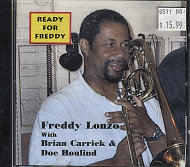 Freddy Lonzo CD