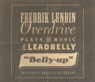 Fredrik Lundin Overdrive CD