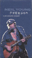Freedom VHS