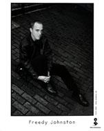 Freedy Johnston Promo Print