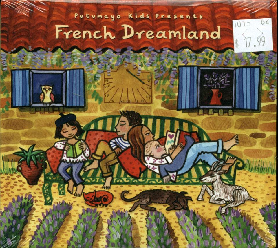 French Dreamland CD