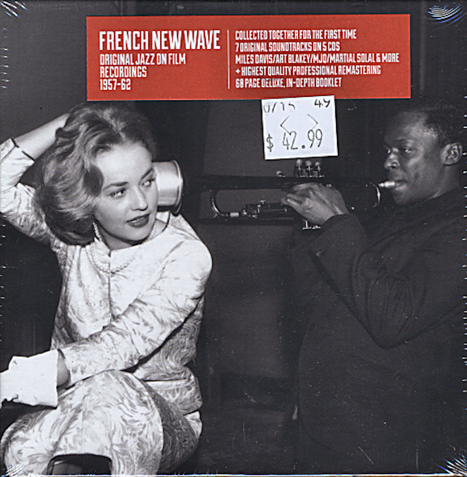 French New Wave CD