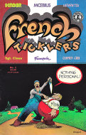 French Ticklers #1 Comic Book