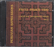 Fritz Pauer Trio CD