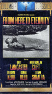 From Here To Eternity VHS