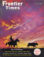 Frontier Times Vol. 38 No. 4 Magazine