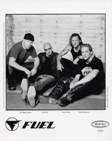 Fuel Promo Print