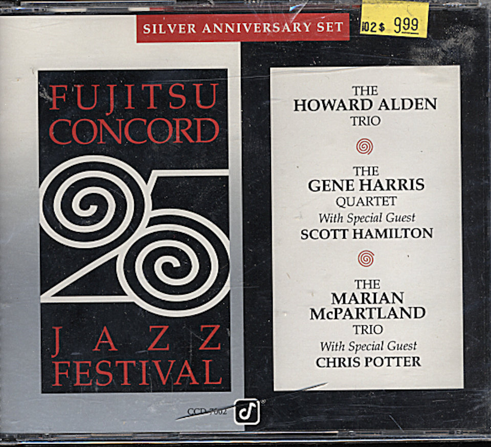 Fujitsu-Concord 25th Jazz Festival: Silver Anniversary Set CD