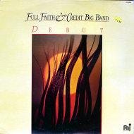 "Full Faith & Credit Big Band Vinyl 12"" (Used)"