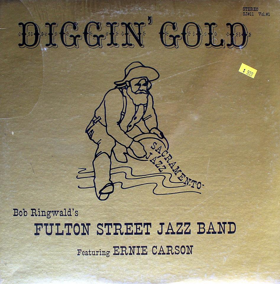 "Fulton Street Jazz Band Vinyl 12"" (New)"