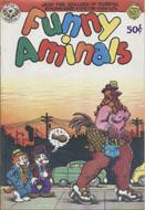 Funny Aminals Comic Book