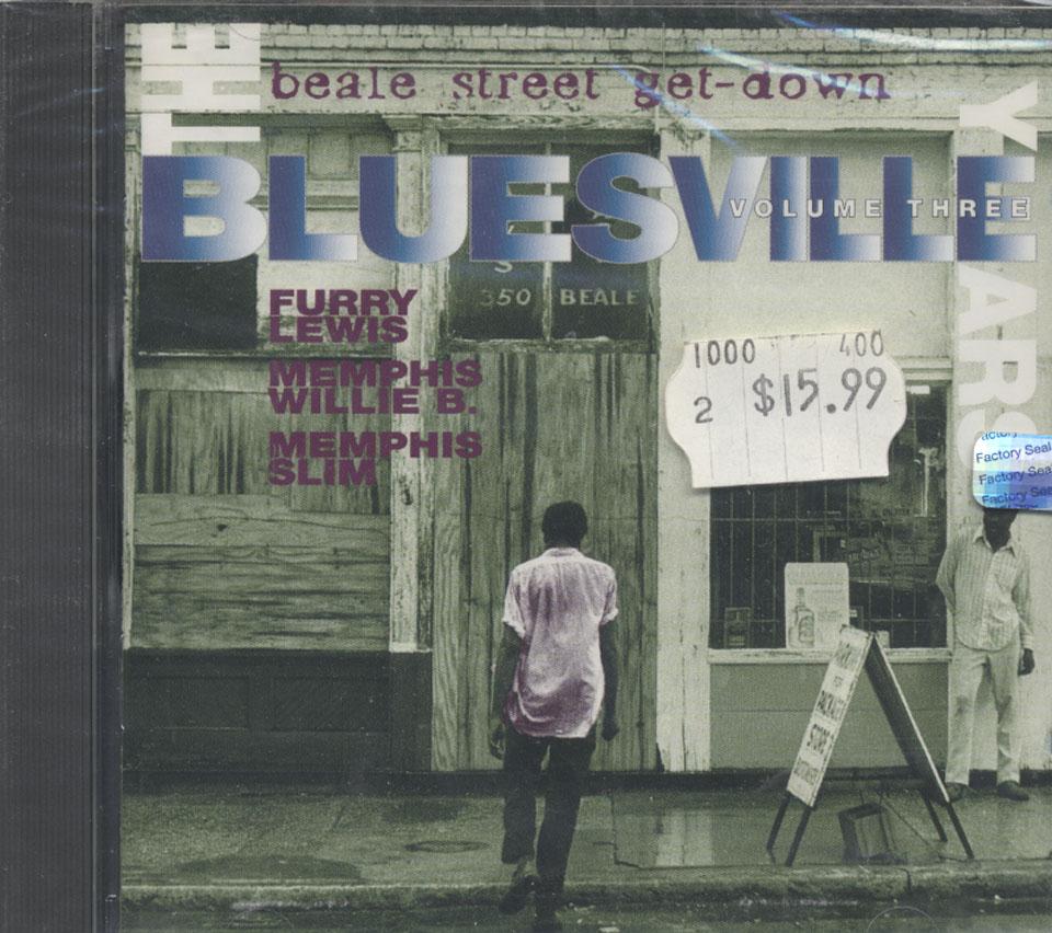 Furry Lewis / Memphis Wille B. / Memphis Slim CD