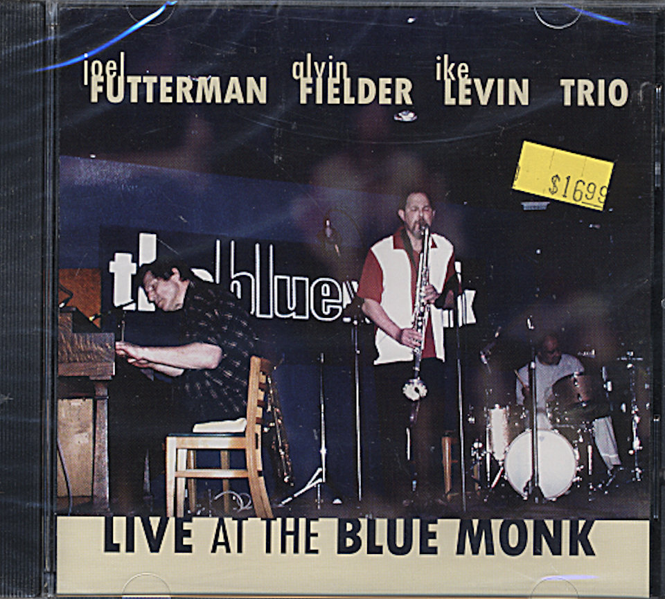 Futterman/Fielder/Levin Trio CD