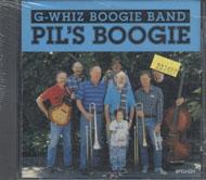 G-Whiz Boogie Band CD