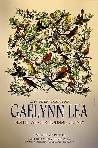 Gaelynn Lea Poster