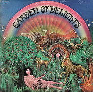 "Garden of Delights Vinyl 12"" (Used)"